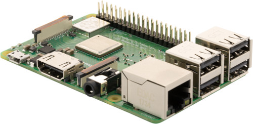 Raspberry Pi 3 Model B+ Main Image