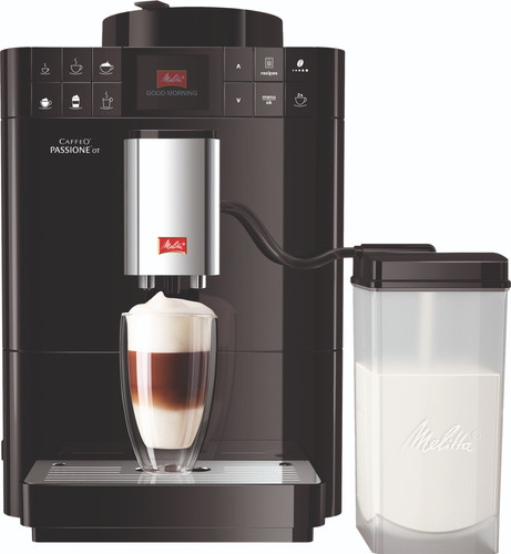 Melitta Passione One Touch Black Main Image
