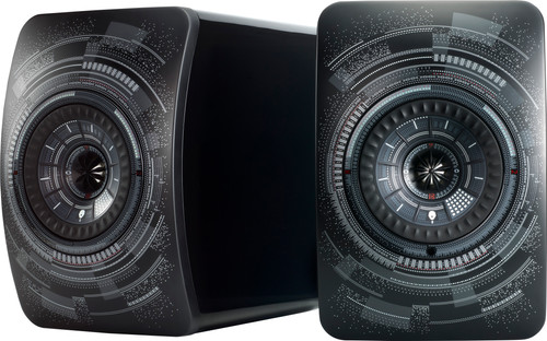 KEF LS50 Wireless Marcel Wanders Design Nocture (per pair) Main Image