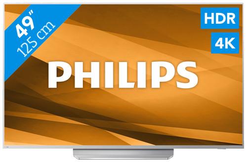 Philips 49PUS7803 - Ambilight Main Image