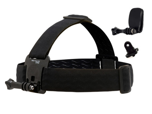 PRO-mounts Head Strap Mount SE: incl Quick Clip & Camera Adapter Main Image