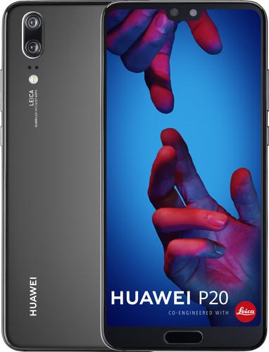 Huawei P20 Zwart Main Image