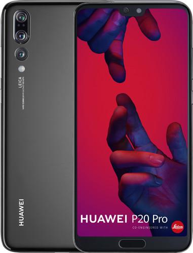 Huawei P20 Pro Zwart Main Image