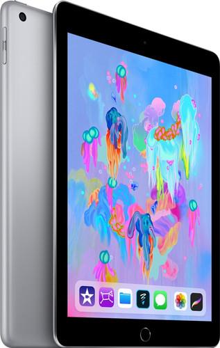 Apple iPad (2018) 128 GB Wifi + 4G Space Gray Main Image