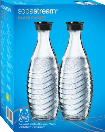 SodaStream Glazen Karaffen 2-pack Main Image