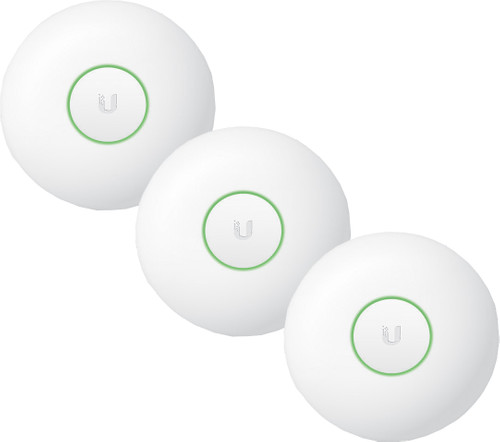 Ubiquiti UniFi AP-LR Tri Pack