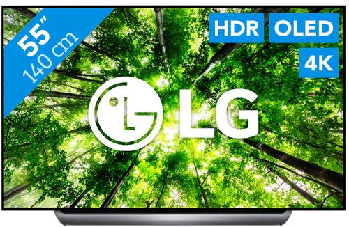 LG OLED55C8PLA Main Image