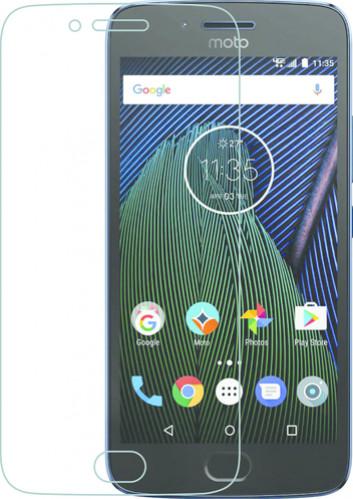 Azuri Motorola Moto G5 Screen Protector Tempered Glass Main Image