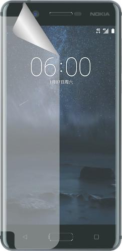 Azuri Nokia 6 Screen Protector Plastic Duo Pack Main Image