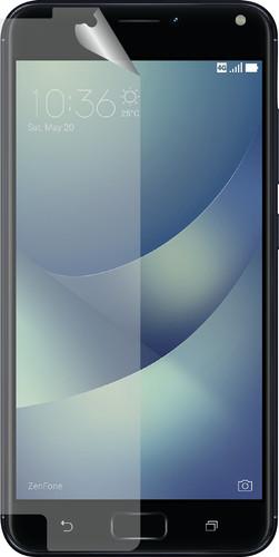 Azuri Asus Zenfone 4 Max 5.5 Inch Screen Protector Plastic Duo Pack Main Image