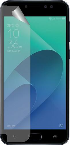 Azuri Asus Zenfone 4 Selfie PRO Screen Protector Plastic Duo Pack Main Image
