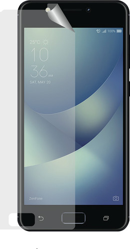 Azuri Asus Zenfone 4 Max 5.2 Inch Screen Protector Plastic Duo Pack Main Image