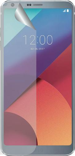 Azuri LG Q6 Screen Protector Plastic Duo Pack Main Image