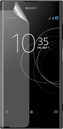Azuri Sony Xperia XA1 Plus Screenprotector Plastic Duo Pack Main Image