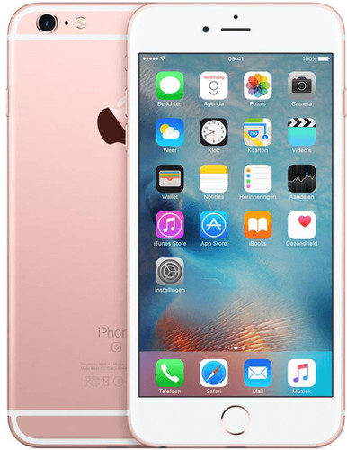 d38b9648c Apple iPhone 6s 128GB Rose Gold - Coolblue - Before 23 59