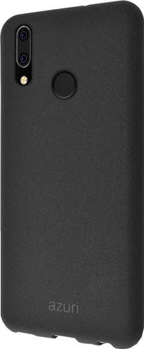 Azuri Flexible Sand Huawei P20 Lite Back Cover Black Main Image