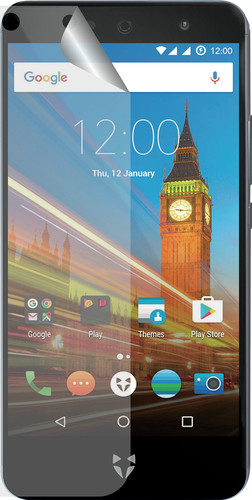 Azuri Wileyfox Swift 2 X Screenprotector Plastic Duo Pack Main Image