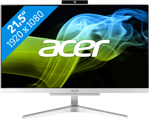 Acer Aspire C22-860 I5008 NL All-in-One Main Image