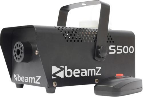 Beamz S500 Smoke machine incl. Liquid Main Image