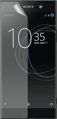 Azuri Sony Xperia XA1 Screen Protector Plastic Duo Pack Main Image