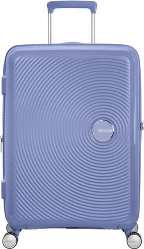 American Tourister Soundbox Expandable Spinner 67cm Denim Blue Main Image