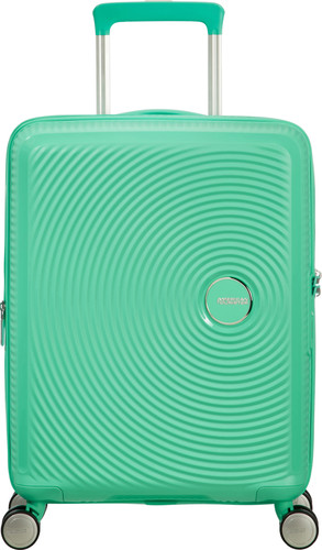 American Tourister Soundbox Expandable Spinner 55cm Deep Mint Main Image