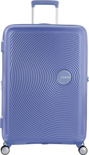 American Tourister Soundbox Expandable Spinner 77cm Denim Blue Main Image
