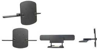 Brodit Headrest mount Volvo C70/S60/S70/S80/V70/XC60/XC70/90 (year of construction no late Main Image
