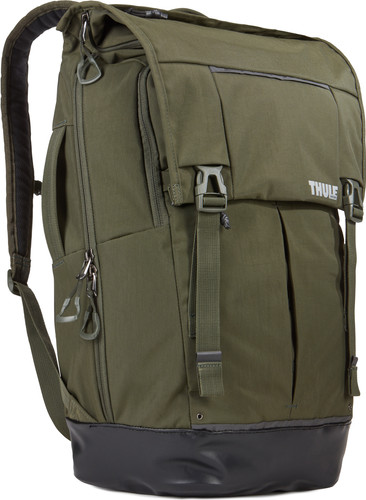 Thule Paramount Backpack Flapover 29L Forest Night Main Image