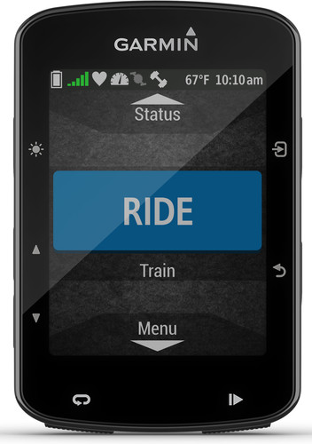 Garmin Edge 520 Plus Mountainbike bundel Main Image