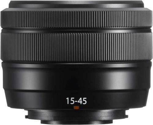 Fujifilm XC 15-45mm f/3.5-5.6 OIS PZ Zwart Main Image