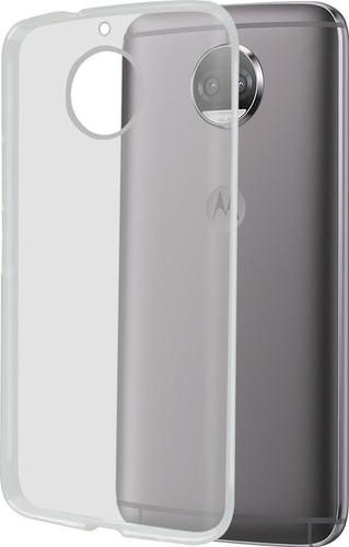 Azuri Glossy TPU Motorola Moto G5S Back Cover Transparant Main Image