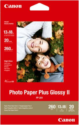 Canon PP-201 Glossy Plus Fotopapier 20 Vellen 13 x 18 cm Main Image