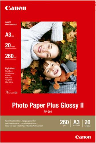 Canon PP-201 Glossy Plus Fotopapier 20 Vellen A3 Main Image