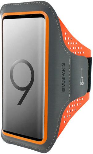 Mobiparts Comfort Fit Sports Bracelet Samsung Galaxy S9 Orange Main Image