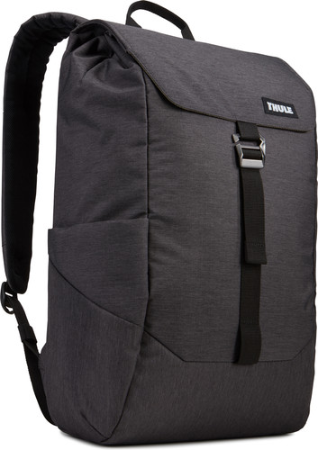 Thule Lithos Backpack 16L Black Main Image