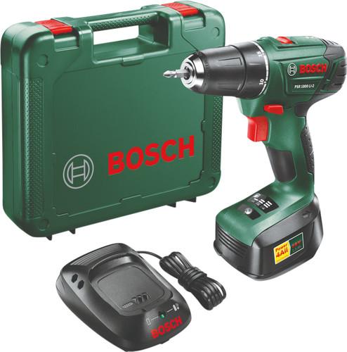 Beroemd Bosch PSR 1800 LI-2 (1 battery) - Coolblue - Before 23:59 DT46