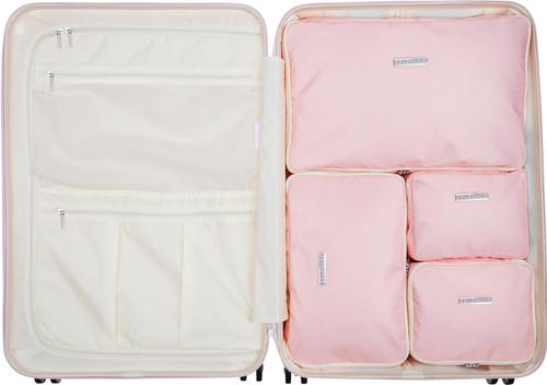 SUITSUIT Fabulous Fifties Packing Cube Set 76cm Pink Dust Main Image