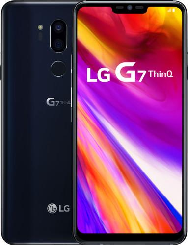 LG G7 Zwart Main Image