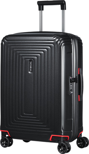 Samsonite Neopulse Spinner 55/23cm Matte Black Main Image