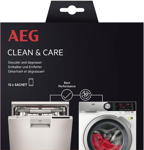 AEG vaatwasser en wasmachine reiniger Main Image
