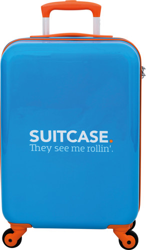 Coolblue Trolley Suitcase 55cm Main Image