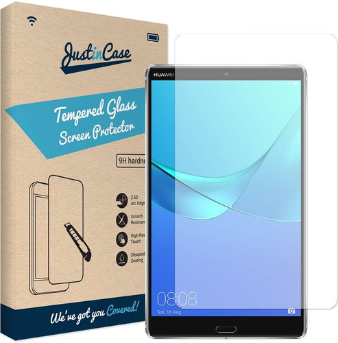 Just in Case Tempered Glass Huawei MediaPad M5 8 Main Image