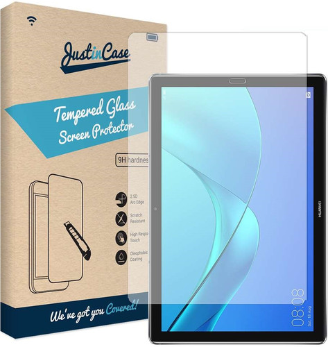 Just in Case Tempered Glass Huawei MediaPad M5 10 / 10 Pro Main Image