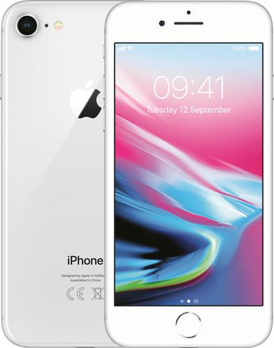 Apple iPhone 8 256GB Zilver Main Image