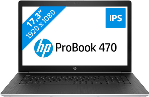 HP ProBook 470 G5 i5-8gb-128ssd+1tb-930mx Main Image