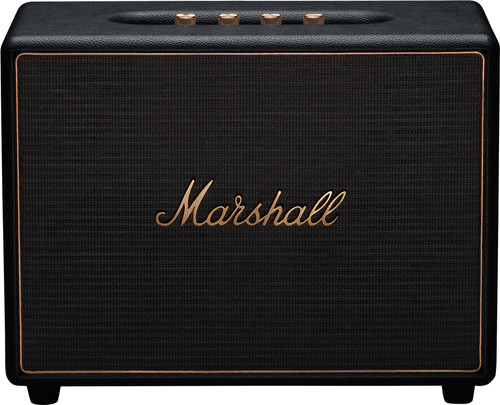 Marshall Woburn WiFi speaker Black Main Image
