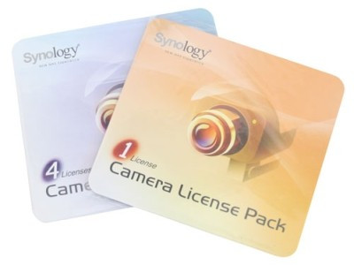 Synology Camera License 4 Pack