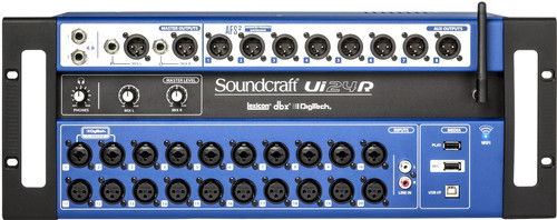 Soundcraft Ui24R Main Image