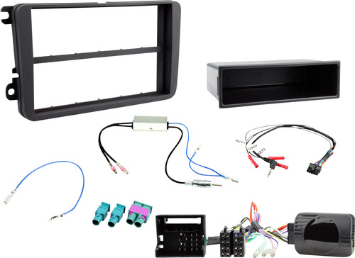 TradeTeam Car Radio Installation Kit Volkswagen Version 2 Main Image